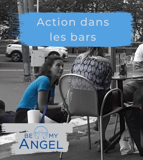 Action dans les bars de Sierre Cover