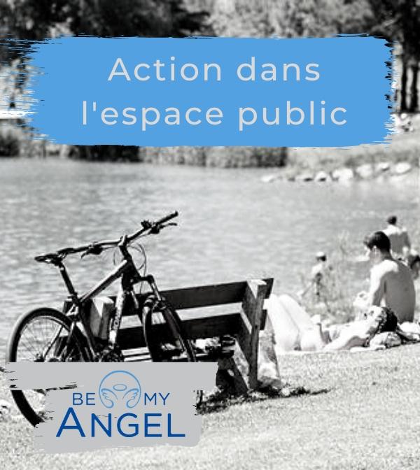 Action dans l'espace public à Sion (Les Iles) Cover