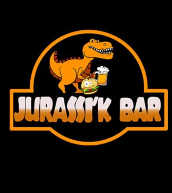 Jurassi'k bar Cover