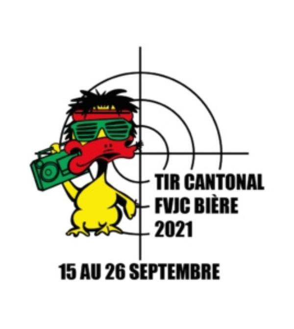 Tir cantonal FVJC Cover